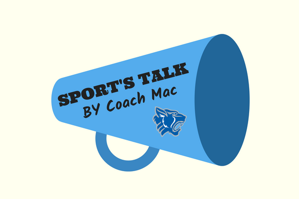 Coach Mac's Sports Talk