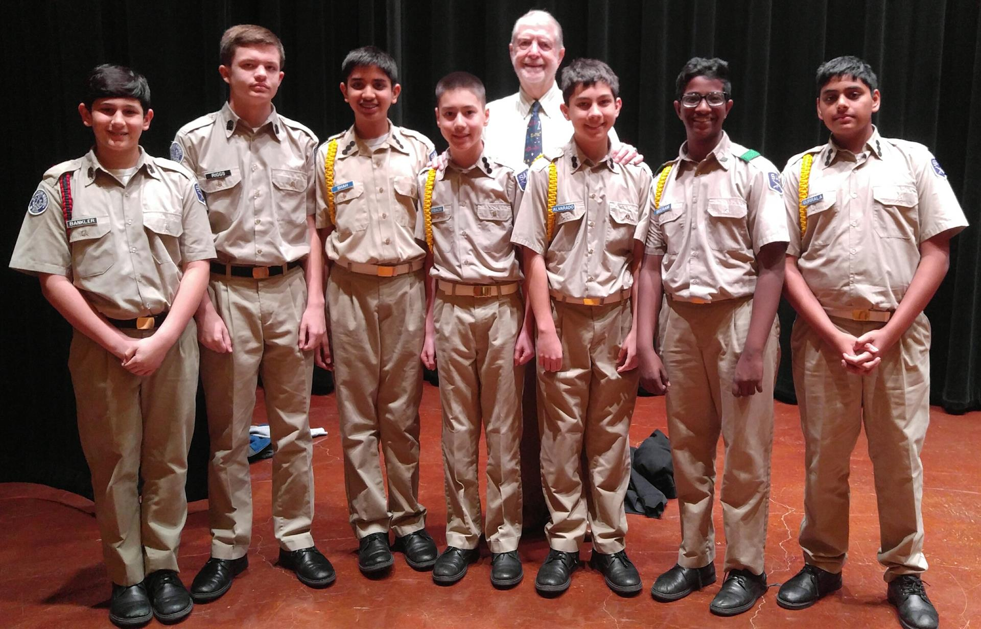 Mathletes place 2nd in MATHCOUNTS