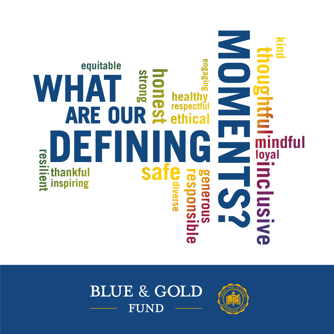 Blue & Gold Fund Defining Moments