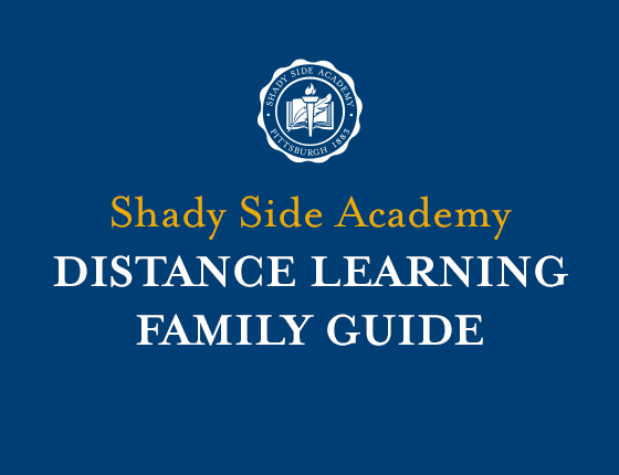 SSA Distance Learning Family Guide