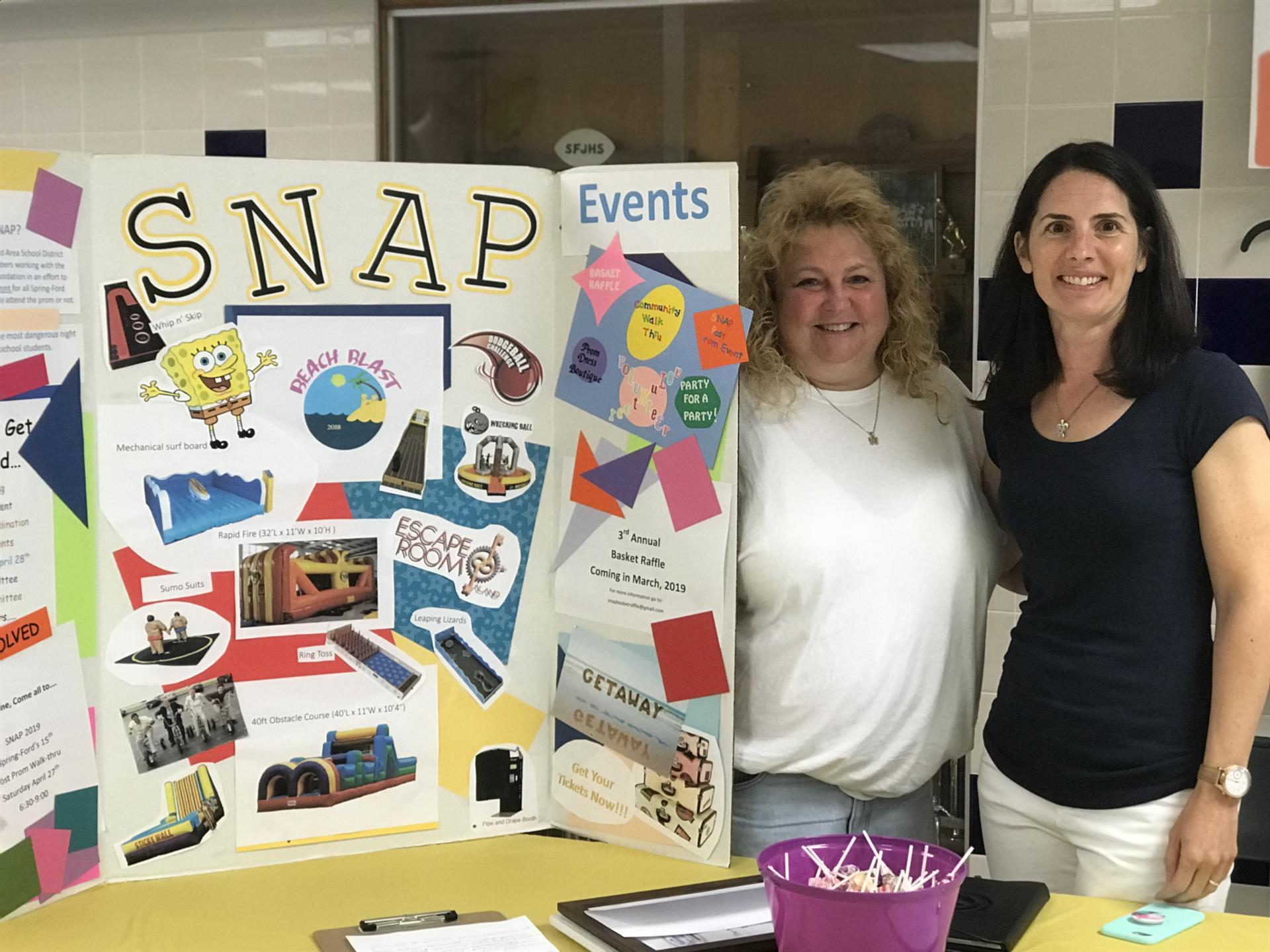 Volunteer with SNAP