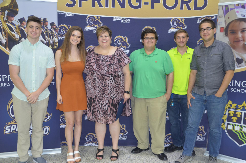 Spring-Ford Impact