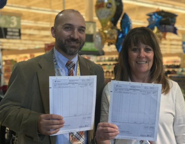 Spring-Ford Receives Donation