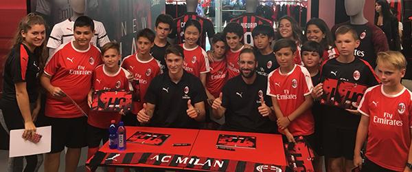 AC Milan Meeting