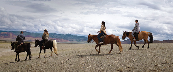 What I Learned in Mongolia