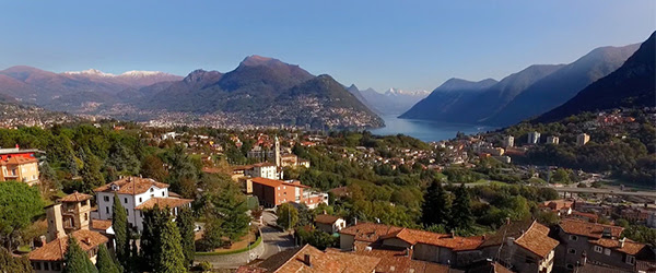 Four Years in Lugano