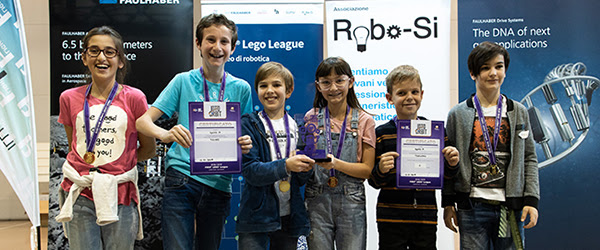 Robotics Lego League
