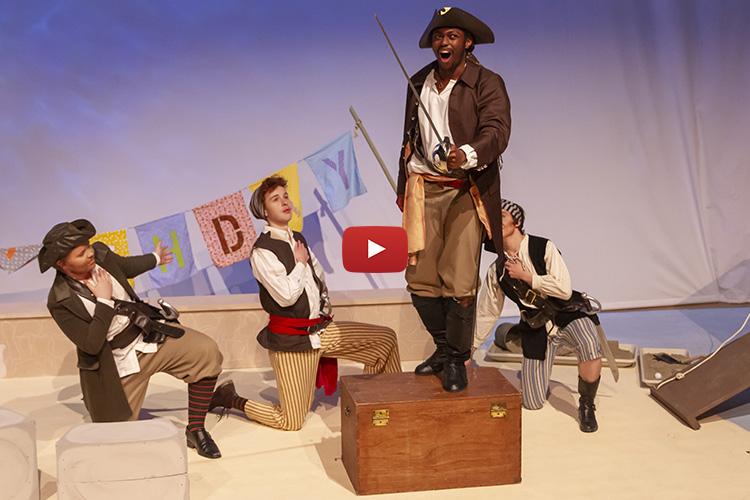 Pirates of Penzance Video