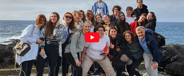 Exploring the Azores by Kelly Zhao '21