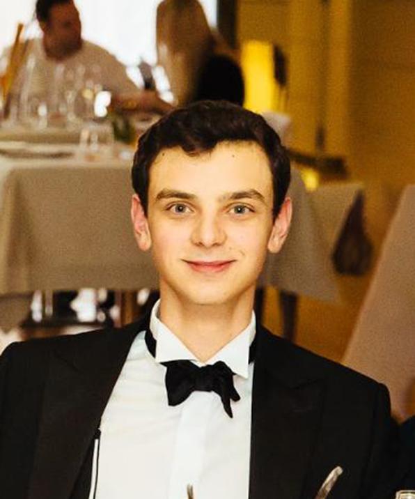 Student Profile: Giorgio Cardani