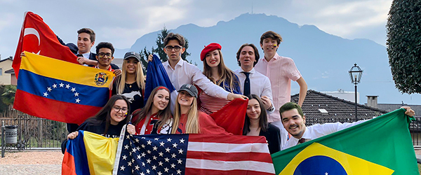 62 Nations Represented at TASIS Parade of Flags