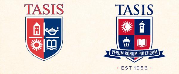 New TASIS Crest