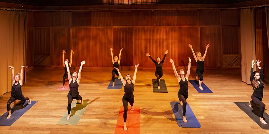 Yoga Marathon