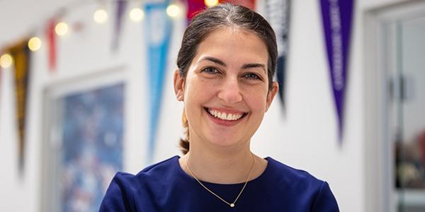 Faculty Feature: Johanna Fishbein