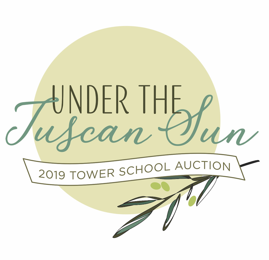 Under the Tuscan Sun Auction Logo