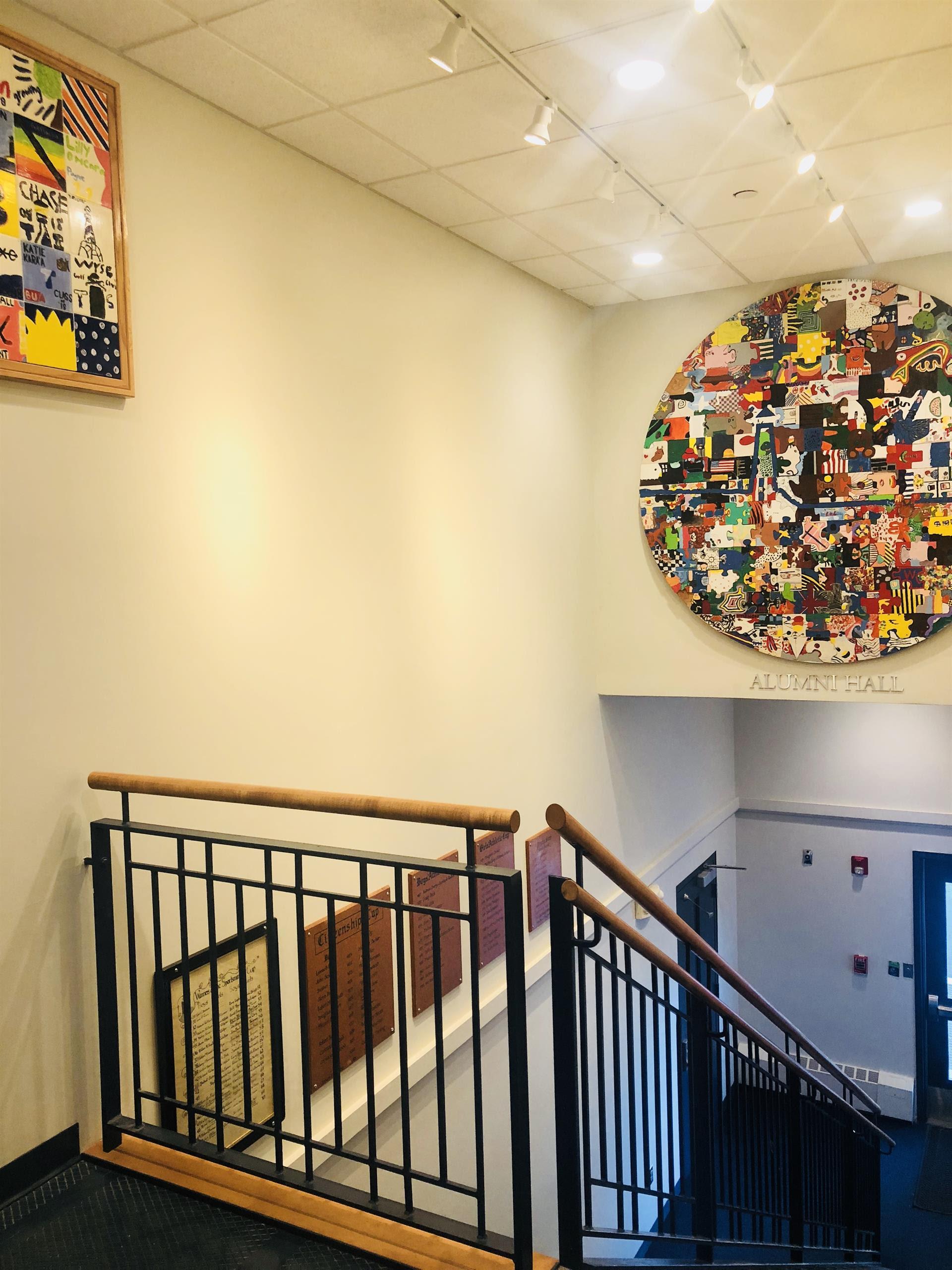 Photo of Alumni Hall
