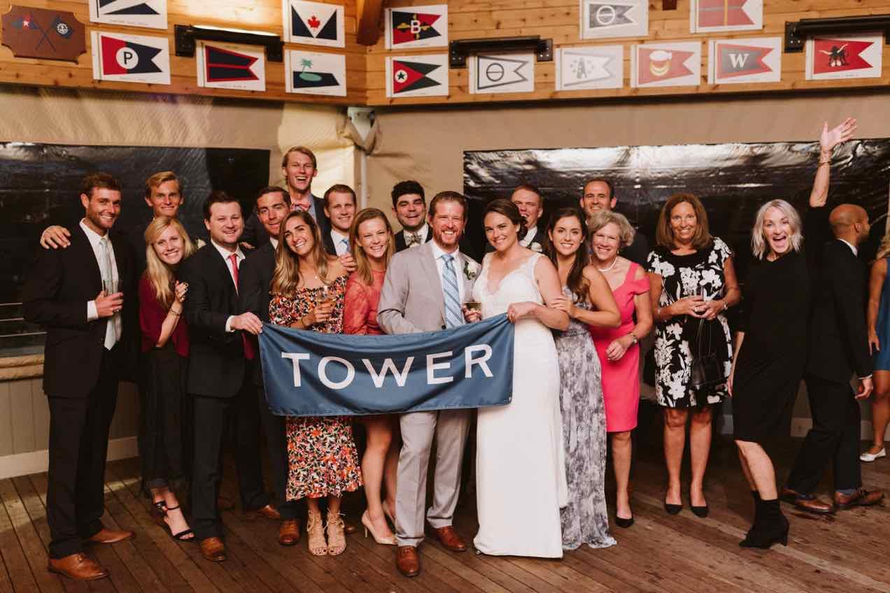 Photo of Hawkins-Morrissey Wedding