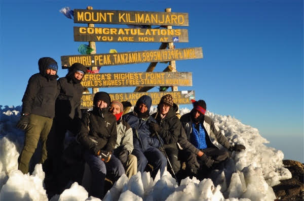 Photo of Kilimanjaro Summit