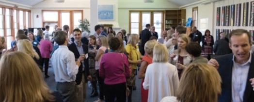 Photo of Fellowship Reception