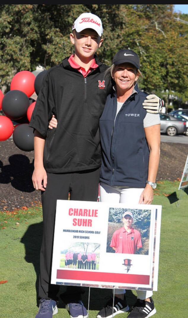 Photo of Charlie Suhr '15