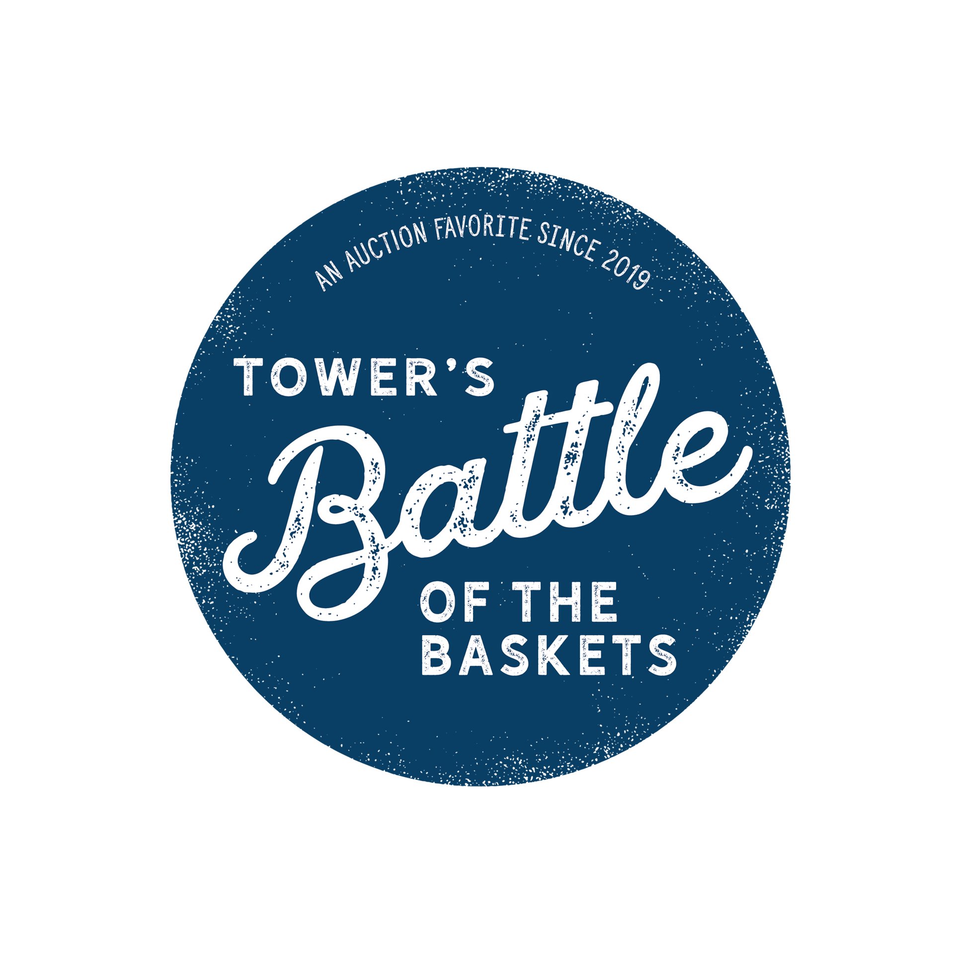 Tower's Battle of the Baskets Logo.