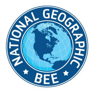 Nat Geo Geography Bee Logo