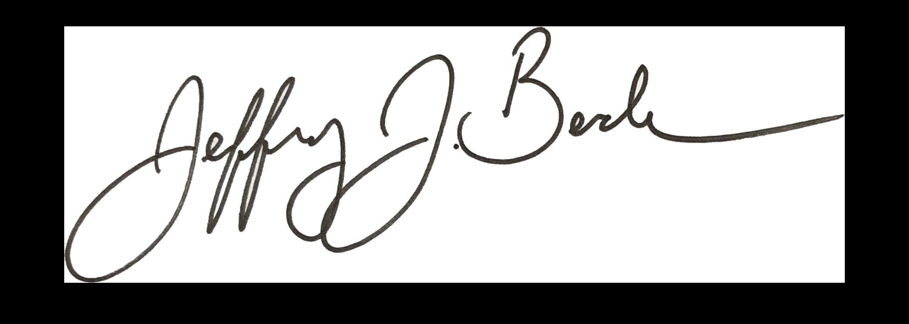 Jeff Beck, Director of Admission