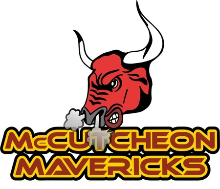 McCutcheon Mavericks logo