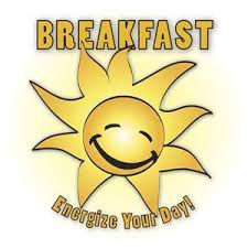 Sunshine Smiley face - Breakfast - Engergize your day