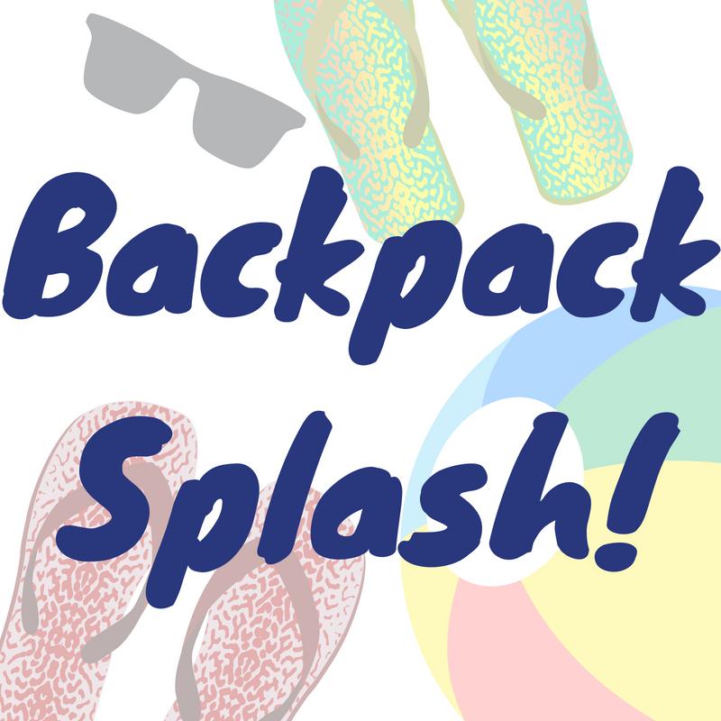Backpack Splash!