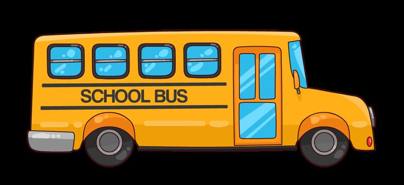 Image of a school bus.