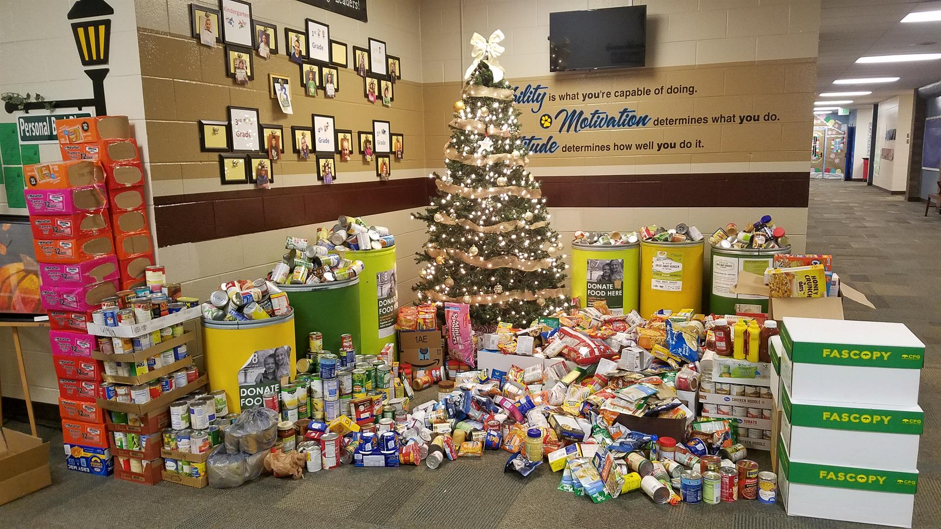 Food Drive picture