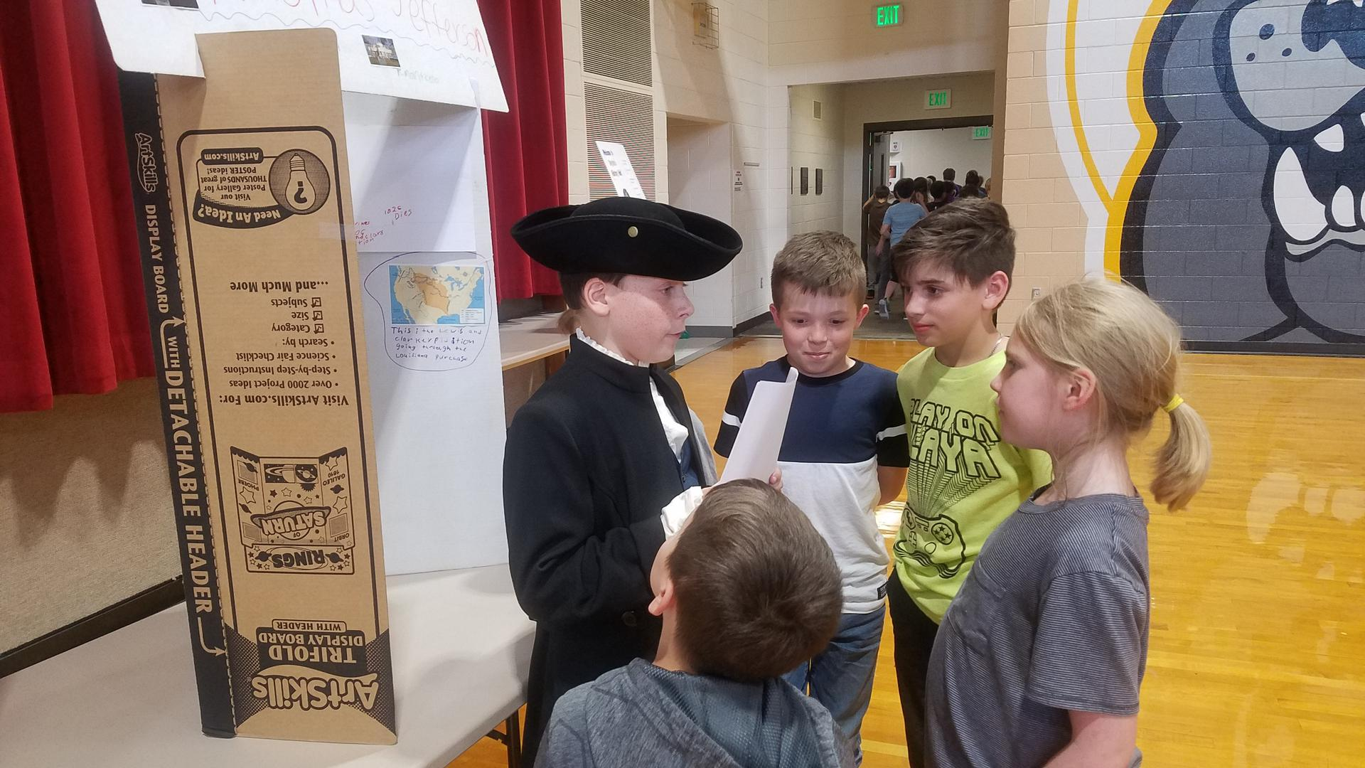 History fair picture