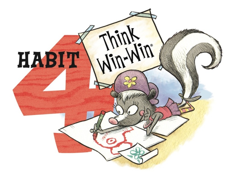 Habit 4 think win-win