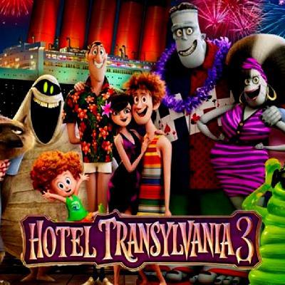 Hotel Transylvania 3 movie