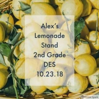 Alex's Lemonade Stand