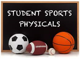 Sports Physical at Wainwright Middle School