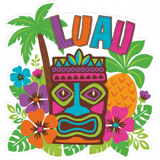 Luau party!