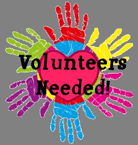 Volunteers needed for art.