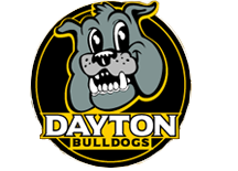 Dayton Elementary Bulldog logo