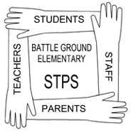 Hands in a square BGE STPS
