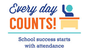 Every day counts - attendance