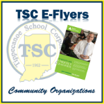 TSC E-Flyers and Community Organizations Logo