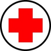 Red nurses cross