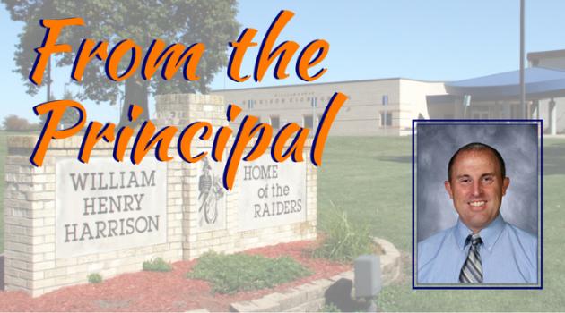Mr. Marshall, Principal