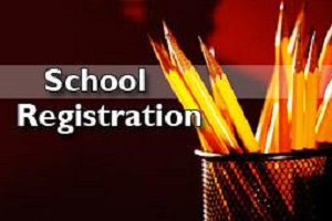 Registration for 2019-2020 school year.