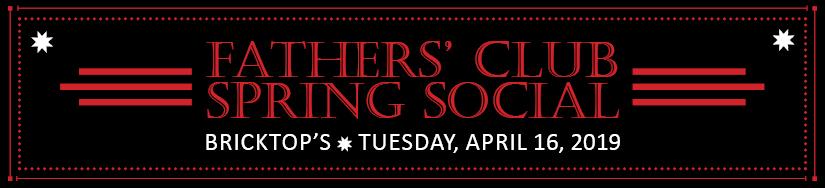 Fathers' Club Spring Social