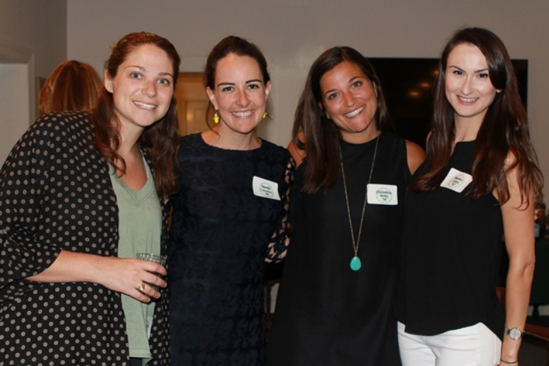 Alumnae gathered at last year's Networking Event.