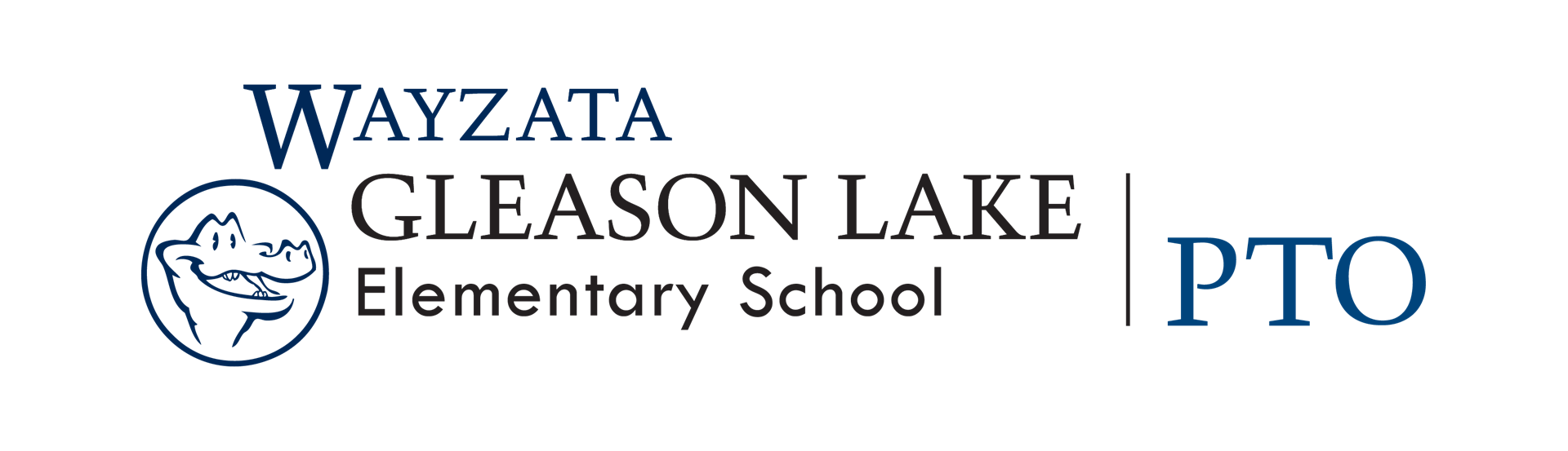 Gleason Lake PTO Logo