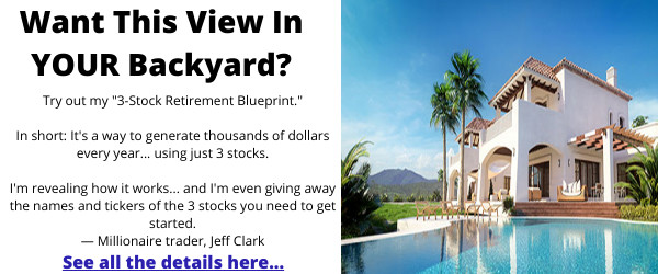 3-Stock Retirement Blueprint